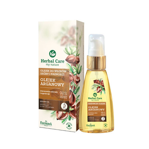 Farmona Масло аргановое для лица тела и волос Herbal Care Argan Oil 55мл