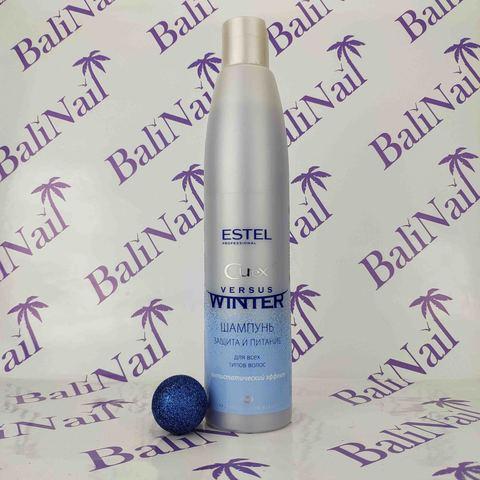 Шампунь для волос CUREX VERSUS WINTER Защита и питание