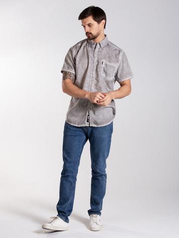 Рубашка к/р муж.  M012-08B-02GS AIR