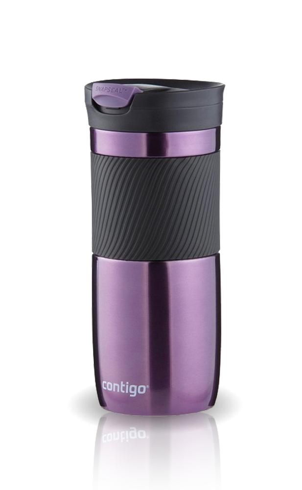 Термокружка Contigo Byron (0,47 литра) фиолетовая