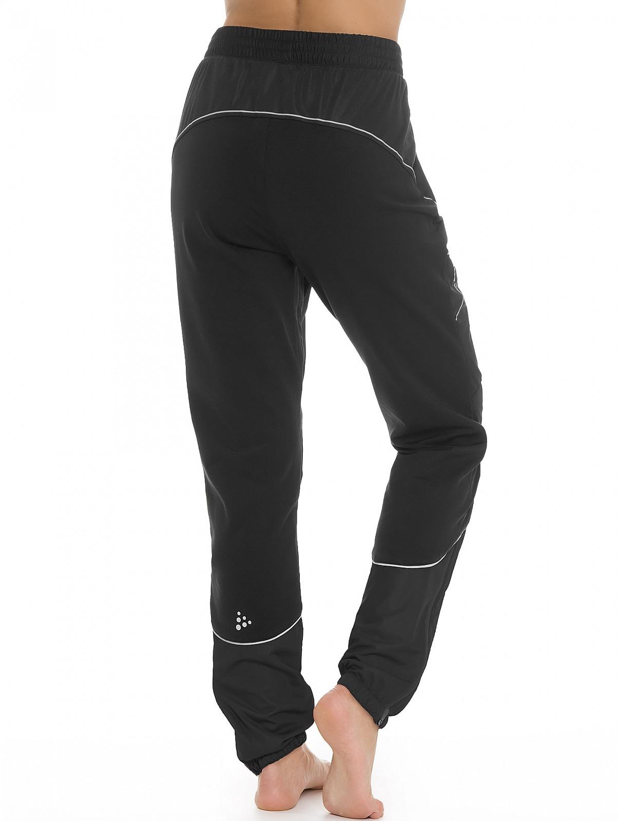Женские профессиональные лыжные брюки Craft High Function (1903687-9900) черный