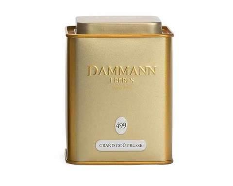 Чай черный Dammann Grand Gout Russe, 100 г (Дамманн)