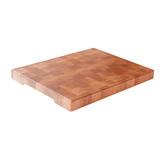 Доска торцевая разделочная, клён норвежский 35 х 20 х 4 см, артикул TD00105, производитель - Origins Wood