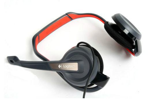 LOGITECH G330 Headset Gaming