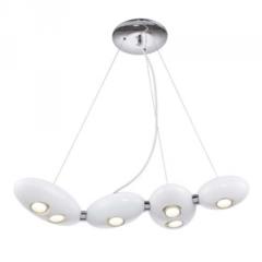 Потолочный светильник Crystal Lux TECHNO SPL7 CROMO