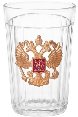 Стакан граненый Россия - Магазин тельняшек.ру 8-800-700-93-18