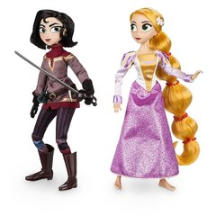 Набор кукол Рапунцель (Rapunzel) и Кассандра ( Cassandra) - Приключения Рапунцель, Disney