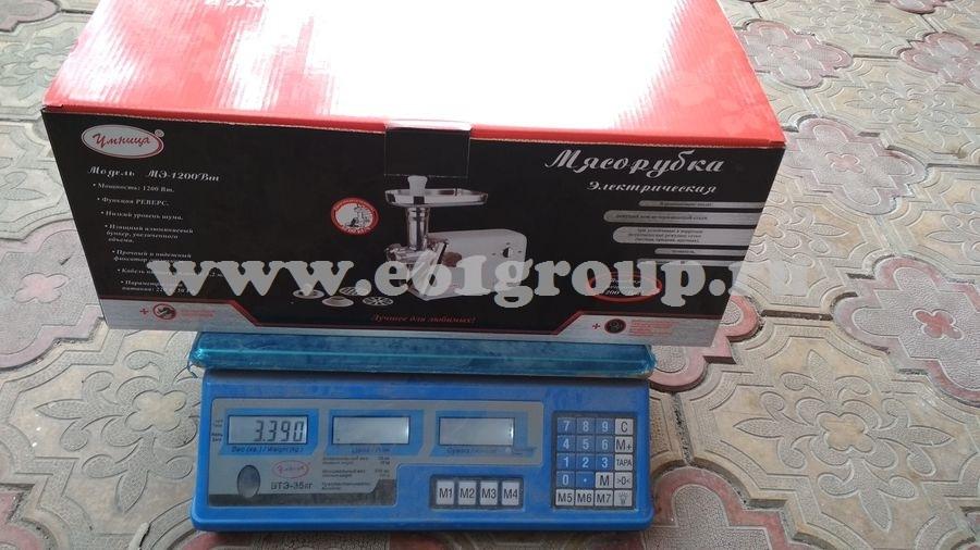 3 Мясорубка электрическая Комфорт Умница MЭ-1200Вт цена