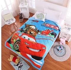 Тачки одеяло детское