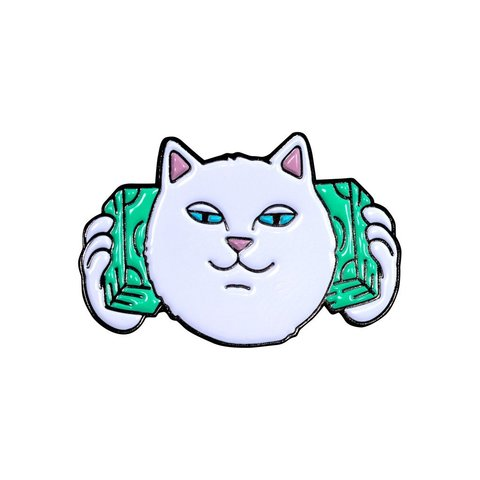 Значок RIPNDIP Money Talks Pin