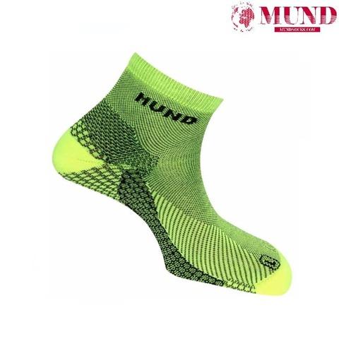 Спортивные носки 323 Speed Yellow Mund Испания