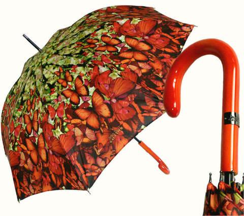 Купить онлайн JP Gaultier 1236 Papillon sakura в магазине Зонтофф.