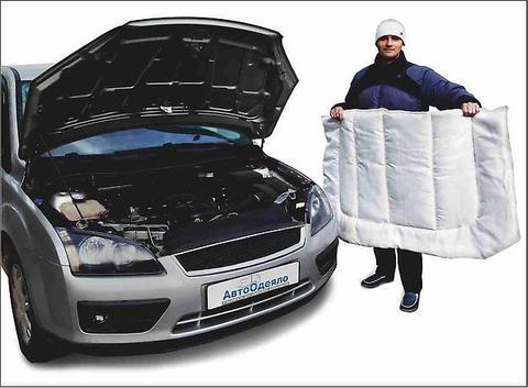 Утеплитель для двигателя автомобиля АвтоОдеяло