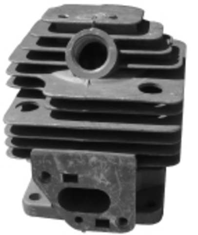 Цилиндр для бензокосы объемом двигателя 32,6сс