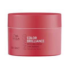 Wella Invigo Color Brilliance - Маска-уход для защиты цвета окрашенных тонких и нормальных волос