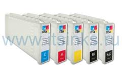 Комплект из 5 картриджей для Epson  5x700 мл