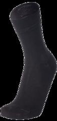 Носки из шeлка Norveg Functional Socks Elegance Silk Black женские
