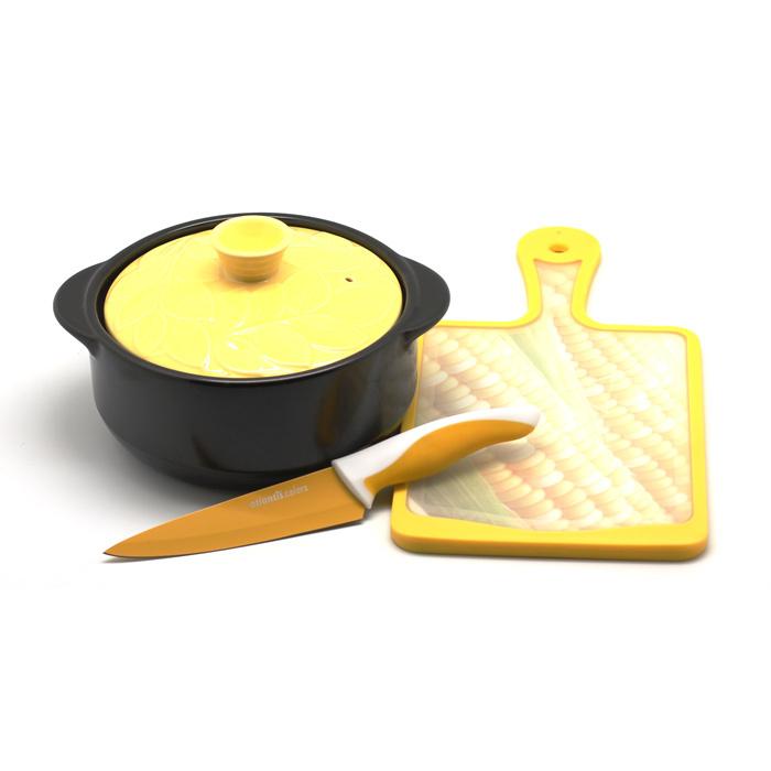 """Подарочный набор """"Солнечная кухня"""", артикул PN5, производитель - Все на кухне"""