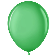 МЛ 5''/13 см, Зеленый (270), пастель, 100 шт.