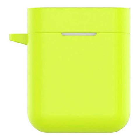 Чехол на Xiaomi Airdots Pro 2 силиконовый (зеленый)
