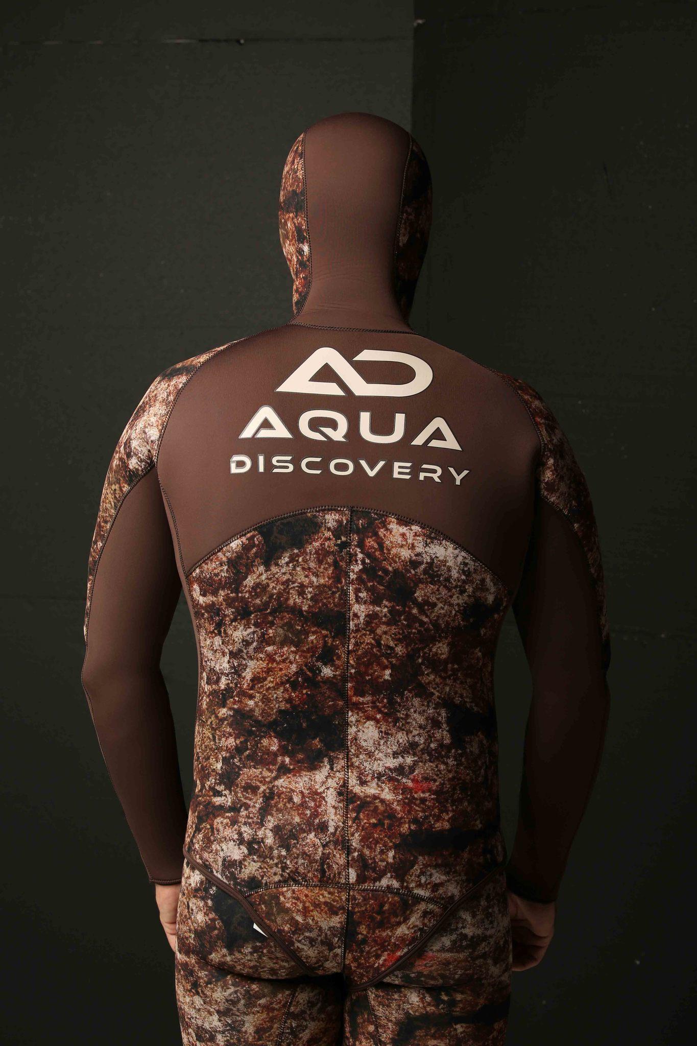 Гидрокостюм Aqua Discovery Атаман V2 Каштан 7 мм