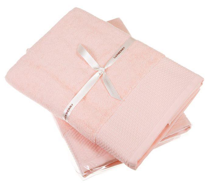 Полотенце 70х140 Devilla Joy розовое