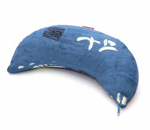 Подушка-полумесяц Дзен