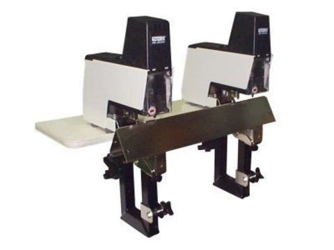 Электрический степлер Rapid 106-Twin для скрепления блоком/брошюрой