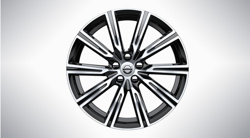 Диск колесный 19x7.5 10-Spoke Black Diamond цена