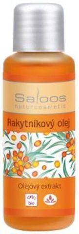 Био-масляный экстракт Облепиха, Saloos