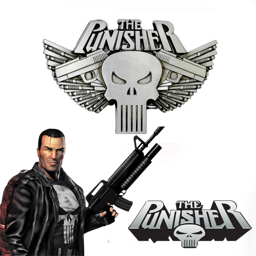 Punisher mens Belt