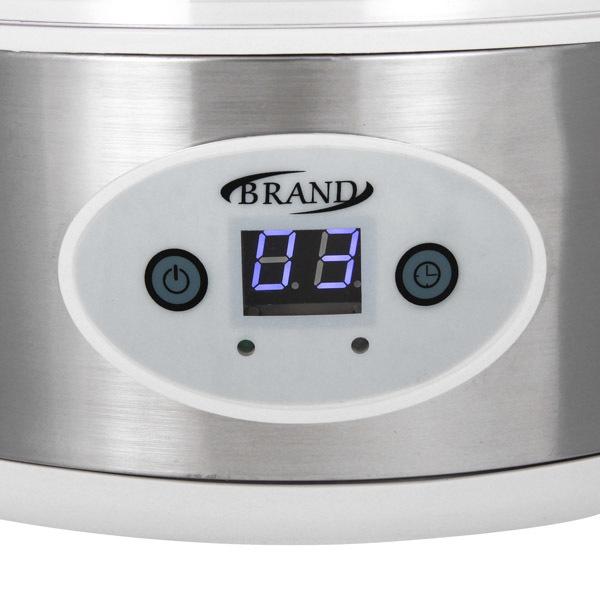 Лучшая Йогуртница с функцией приготовления творога, сметаны, кефира Brand 4001 заказать