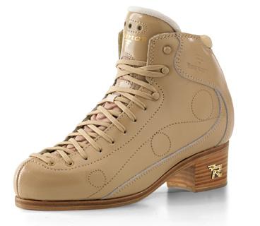 Ботинки для фигурного катания  Risport Dance (beige/бежевый)