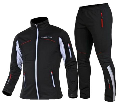Лыжный костюм Noname Flow in Motion 15-Activation (20007540001-2000758) черный