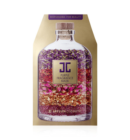JAYJUN PURPLE FRAGRANCE MASK: Маска