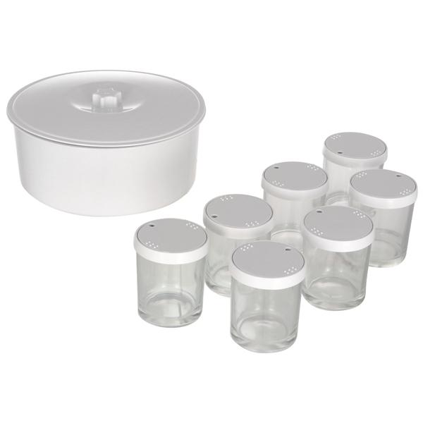 Йогуртница на 3,5 литра с функцией приготовления творога, сметаны, кефира Brand 4001