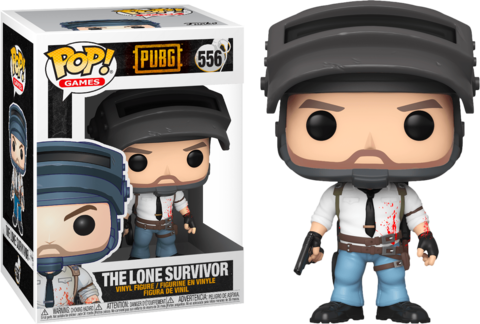 Фигурка Funko Pop! Games: PUBG - The Lone Survivor