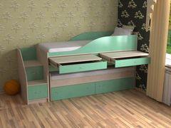 Кровать Дуэт 8