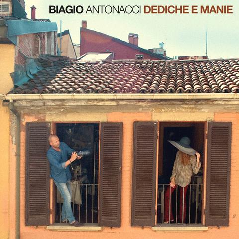 Biagio Antonacci / Dediche E Manie (CD)