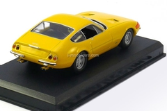 Ferrari 365 GTB/4 Daytona yellow 1:43 Eaglemoss Ferrari Collection #22
