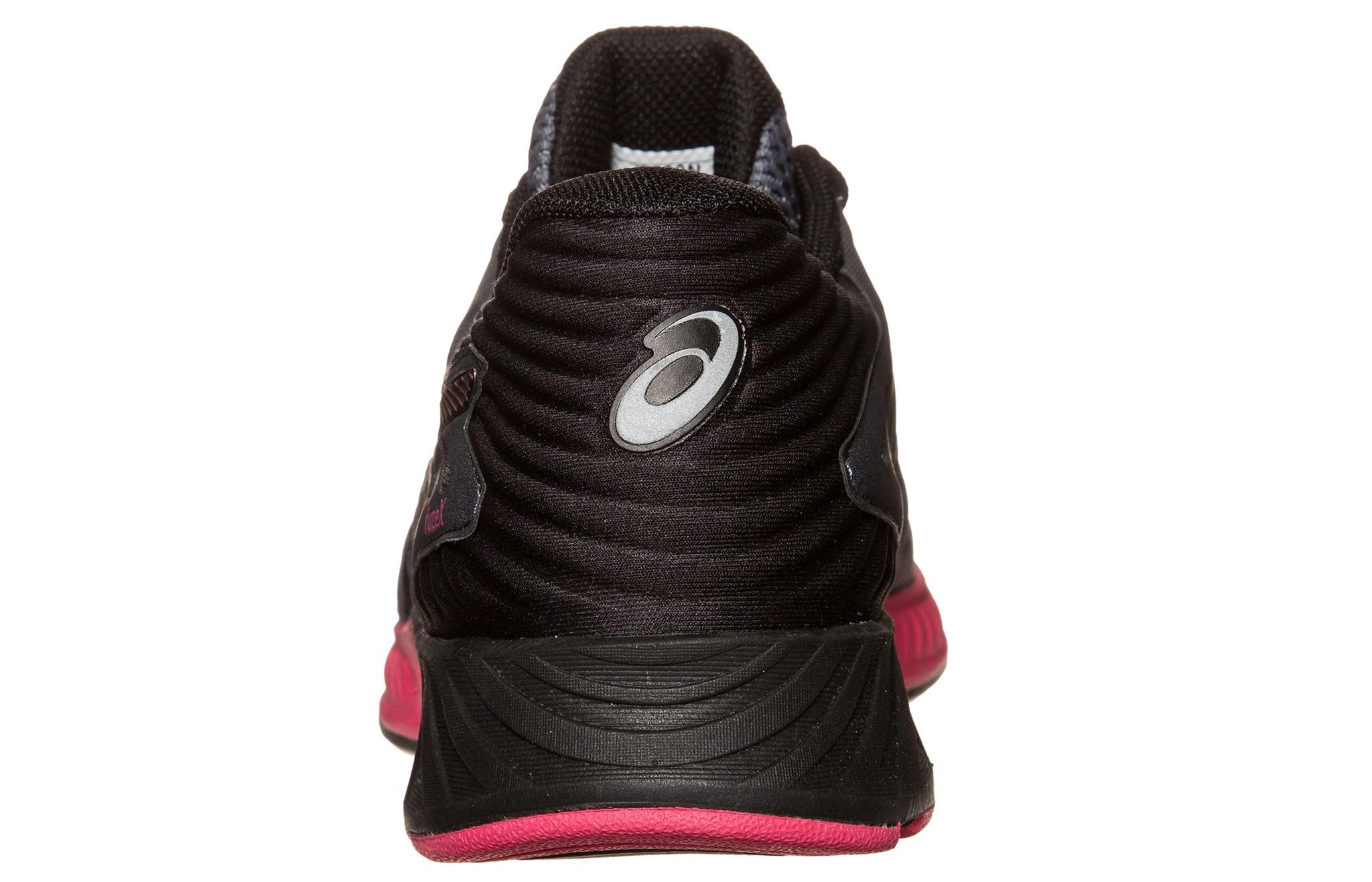 Женская обувь для бега  Asics FuzeX (T689N 9721) серая фото