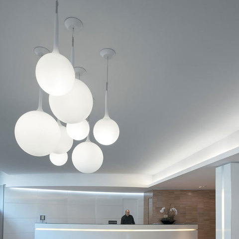 Chandelier Castore by Artemide