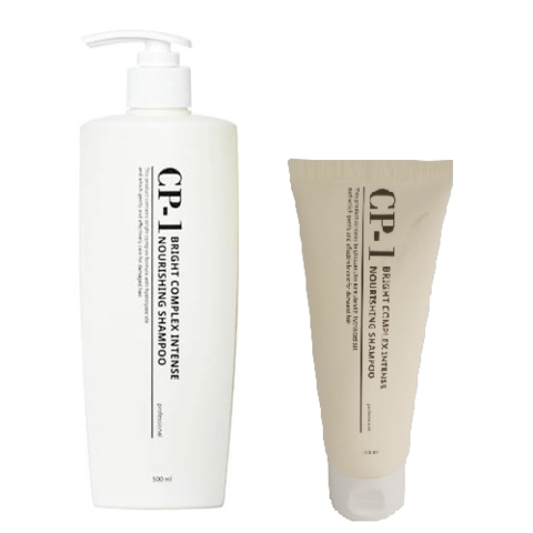 Протеиновый шампунь для волос Esthetic House CP-1 Bright Complex Intense Nourishing Shampoo, 500 мл