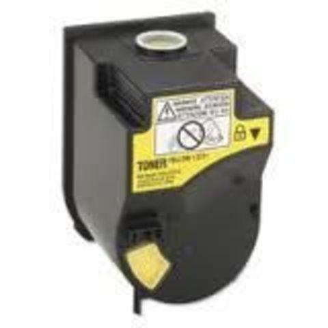 Konica Minolta C350/C450/C450P TN-310Y тонер картридж yellow (желтый) (4053503)