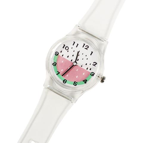 Часы наручные Fruits Piece of Watermelon