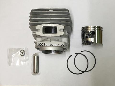 Цилиндро-поршневая группа для бензопилы с диаметром поршня 45.2 мм