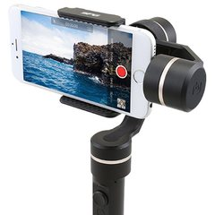 Трехосевой стабилизатор-монопод Feiyu FY-SPG для смартфона/экшн-камеры