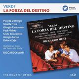 Riccardo Muti / Verdi: La Forza Del Destino (3CD)