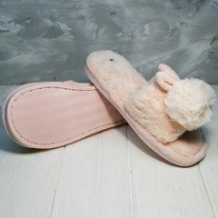 Тапки зайки женские Yes Mile A-08 Pink