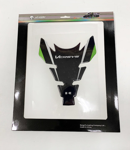 Наклейка на бак Kawasaki Versys